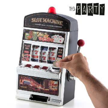 Th3 Party Slot Machine Spardose
