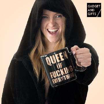 Queen Gadget and Gifts XXL Tasse