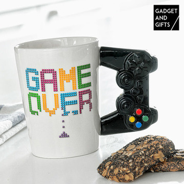 Gadget and Gifts Game Over-Tasse