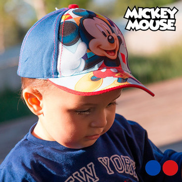 Mickey Mouse Kinder-Kappe