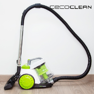 Cecoclean 5018 Turbo Zyklonsauger ohne Beutel