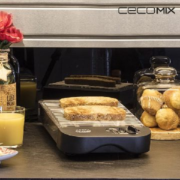 Cecomix Basic Flachtoaster 8003 600W