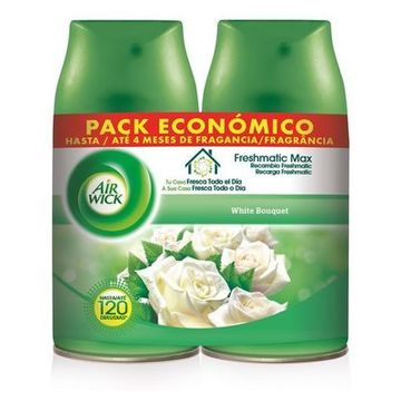 Air Wick FreshMatic Duopack Nachfüller White Bouquet 2 x 250 ml