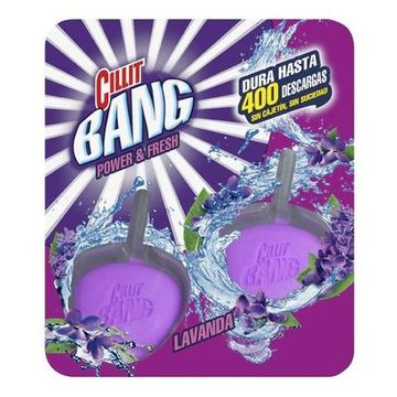 Cillit Bang WC Power & Fresh Lavendel Tabs (2er Pack) x1