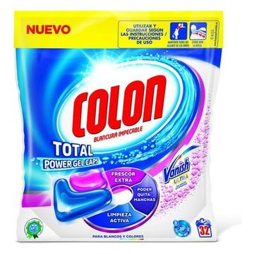 Colon Total Power Vanish Waschmittel (32 WL) x1