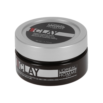 Loreal Homme Clay 50ml