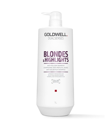 Goldwell Dualsenses Blondes & Highlights Anti-Yellow Shampoo 1L