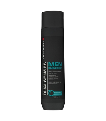 Goldwell Dualsenses For Men Hair & Body Shampoo 300 ml
