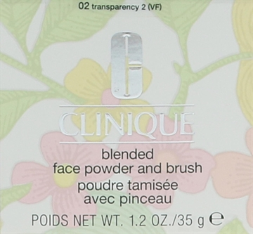 Clinique Blended Face Powder And Brush 35gr