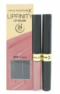 Max Factor Lipfinity Lip Colour 24 Hrs 015 Ethereal -1 Step 2,3ml/2 Step 1,9gr 4,2 ml