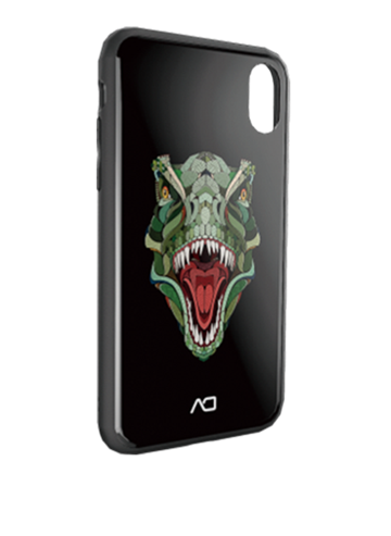 iPhone X Cover Dinosaur