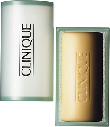 Clinique Mild Facial Soap With Dish 100Gr
