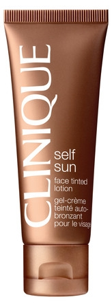 Clinique Self Sun Face Tinted Lotion 50ml Oil Free