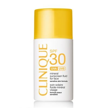 Clinique Spf 30 Mineral Sunscreen Fluid For Face Sonnencreme Gesicht 30ml