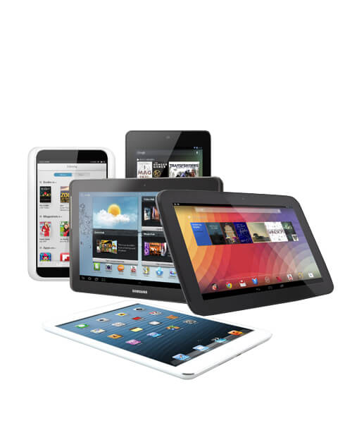 Tablets und Ebooks