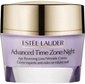 Estée Lauder Advanced Time Zone Night Wrinkle Creme 50ml For All Skin Types - Age Reversing Line