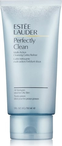 Estée Lauder Perfectly Clean Cleansing Gelee-Refinr 150ml Ideal For Oily Skin - Suitable For All Skin Types - Multi Action
