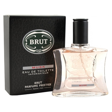 Brut cologne spray 100 ml. Musk