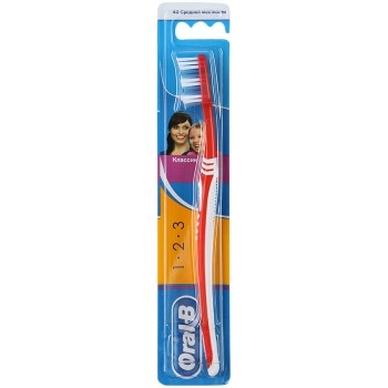 Oral B Toothbrush Classic Medium