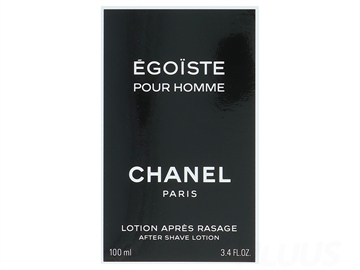 Chanel Egoiste Pour Homme After Shave Lotion 100ml