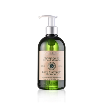 L'Occitane Aromachologie Body & Strength Shampoo 500ml Fine and Fragile Hair