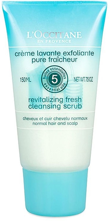 L'Occitane Cleansing Revital. Fresh Scrub Shampoo 150ml