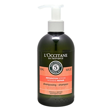 L'Occitane Essential Oils Intensive Repair Shampoo 500ml Damaged Hair