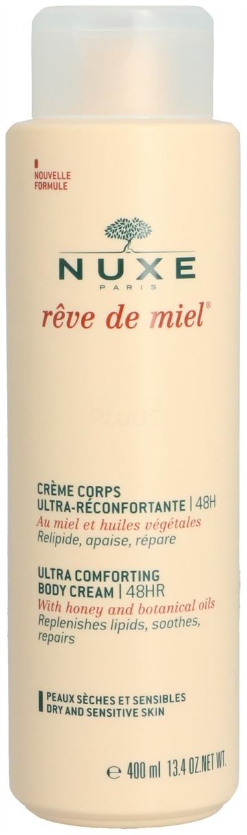 Nuxe Reve De Miel Ultra Comforting Body Cream 400ml