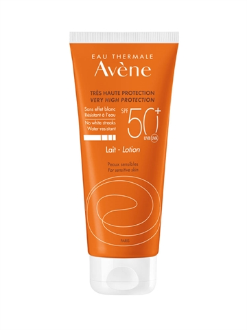 Avene Sun Care Eau Thermale Lotion SPF50+ 100ml