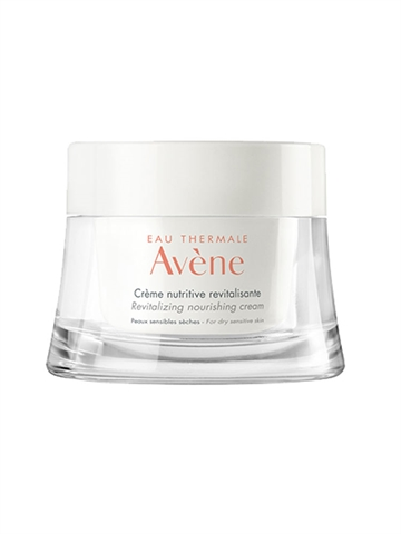 Avene Eau Thermale Revitalizing Nourishing Cream 50ml
