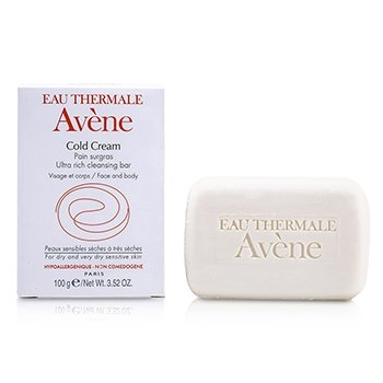 Avene Cold Cream 100Gr Face And Body