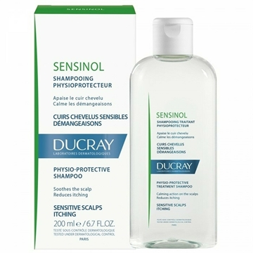 Ducray Sensinol Physioprotective Treatment Shampoo 200ml