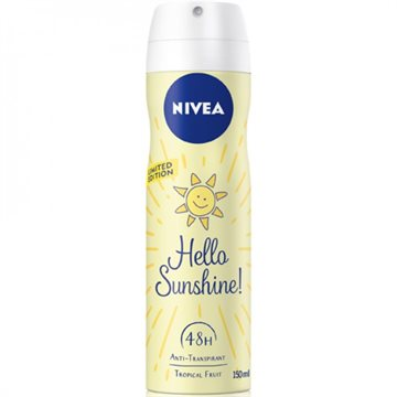 Nivea Deospray Hello Sunshine