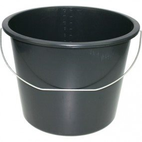 Bucket 12L for construction