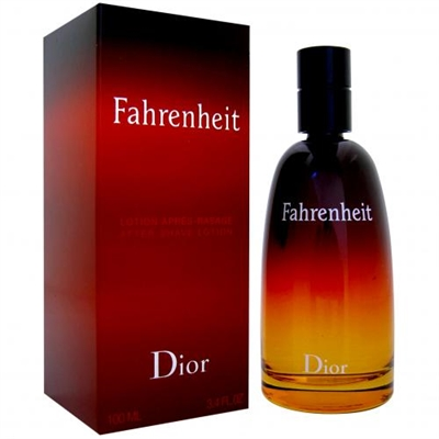 Dior Fahrenheit 100ml After-Shave-Lotion