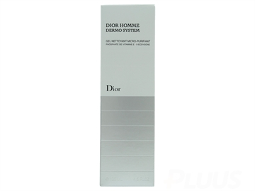 Dior Homme Dermo System Cleansing Gel 125 ml