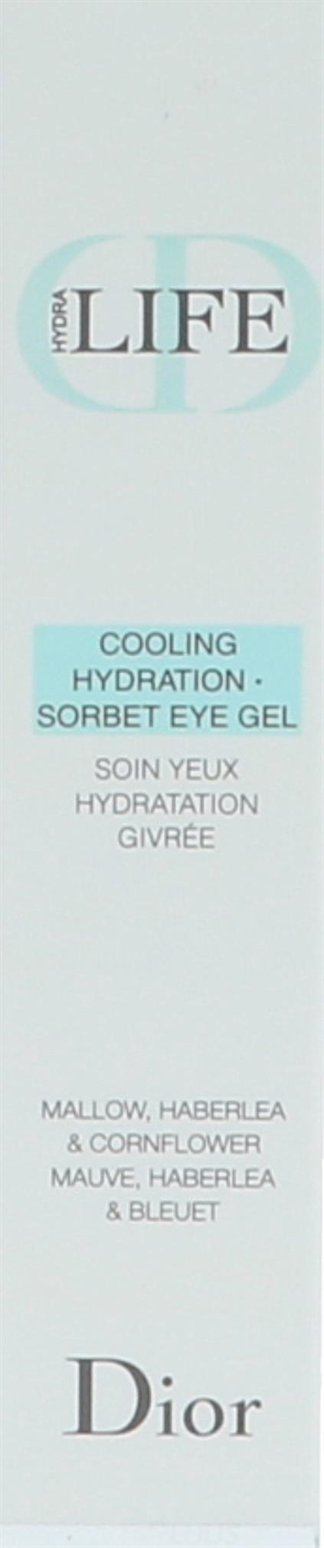 Dior Hydra Life Cooling Hydration - Sorbet Eye Gel 15ml