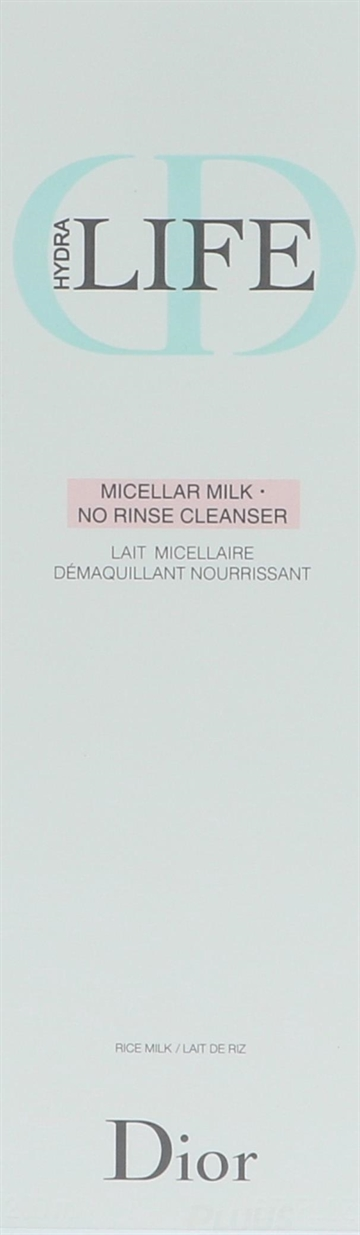 Dior Hydra Life Micellar Milk No Rinse Cleanser 200ml