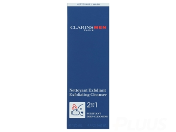 Clarins Men 2 In 1 Exfoliating Cleanser 125ml