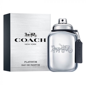 Coach Platinum EDP Spray 60ml