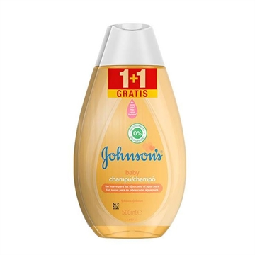 Johnson's Shampoo 2X500g Original