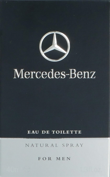 Mercedes Classic Men EDT Spray 40ml