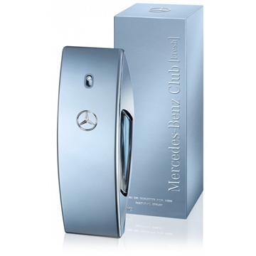 Mercedes Benz Fresh By Mercedes Benz Club Eau De Toilette Spray 50ml