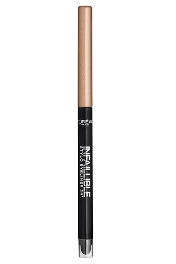 L'Oreal Infallible Stylo Eyeliner 24 Waterproof Nude Obsession #320