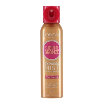 L'Oréal  Sublime Bronze Express Mist Body 75ml