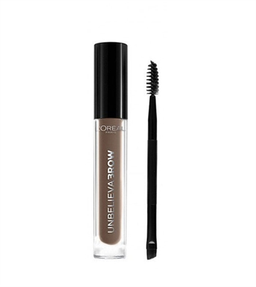 L'Oreal Paris Unbelieva Brow Longwear Brow Gel 104 Chatain