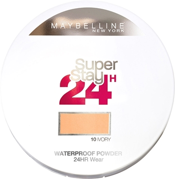 Maybelline Superstay 24H Powder 10 Ivory Gesichtspuder 1