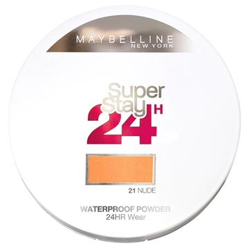 Maybelline Superstay 24H Powder 21 Nude Gesichtspuder 1