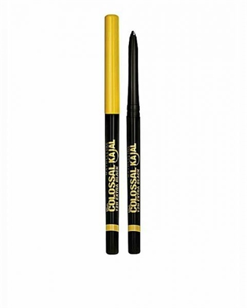 Maybelline The Colossal Eyeliner Kajal Extra Black 0,35G
