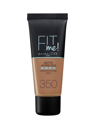 Maybelline Fit Me Liquid Foundation 350 30ml